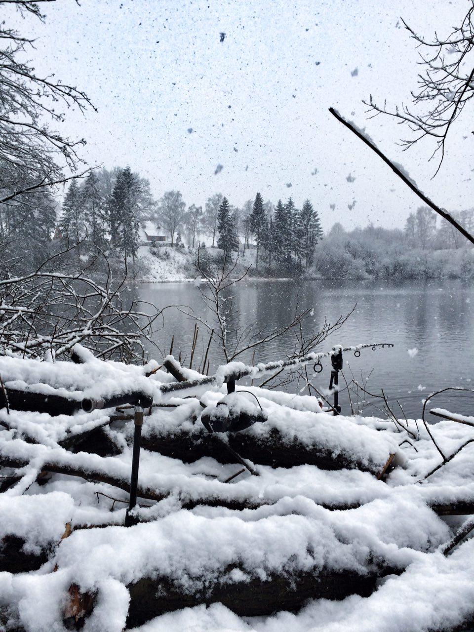 Nahender Winter